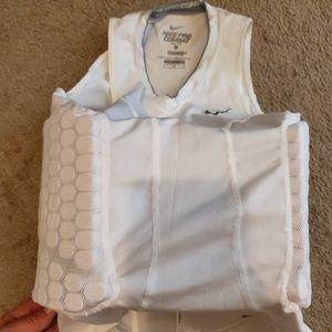 Nike pro padded shirt